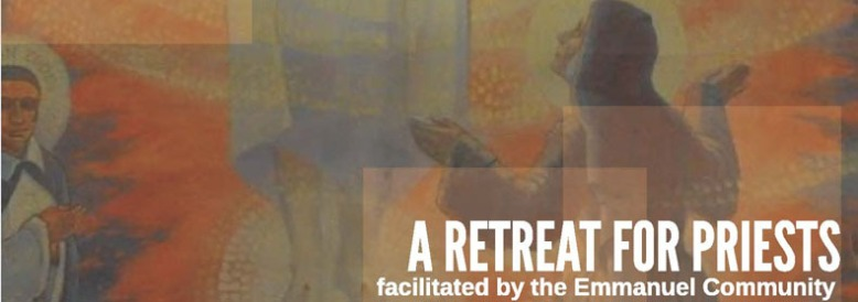 Priest Retreat banner